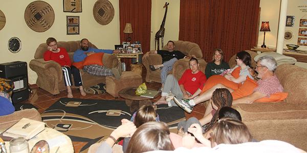 Large Team Room