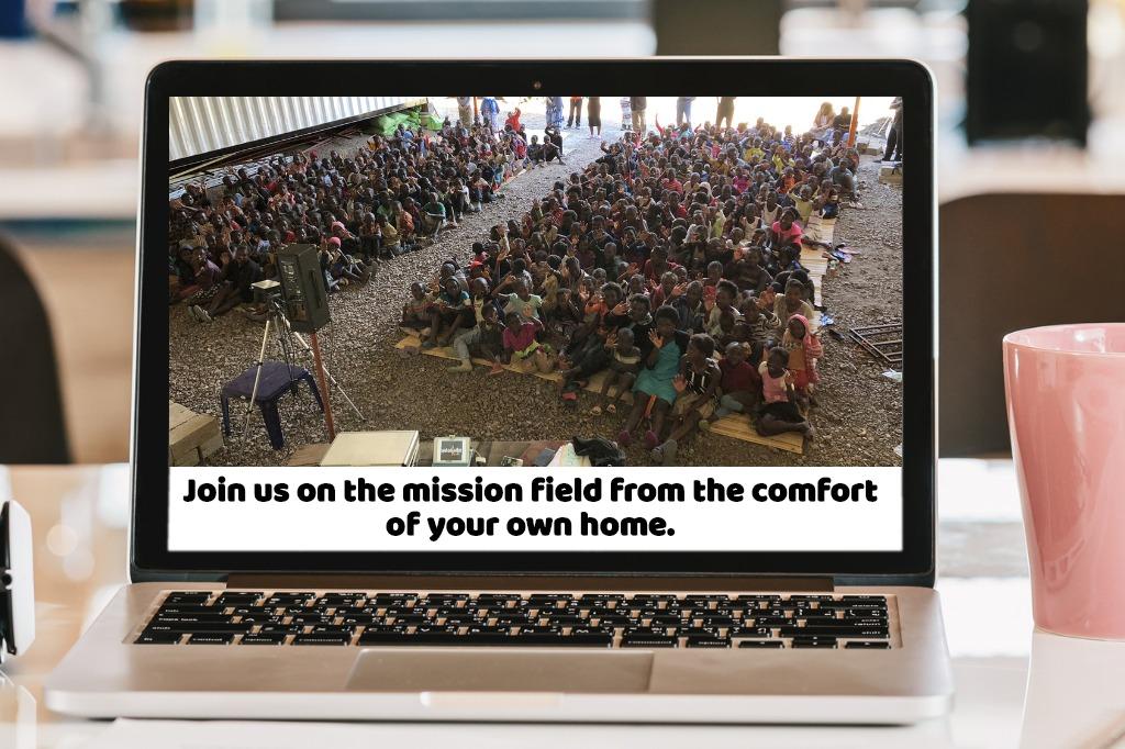 Virtual Mission Trips.