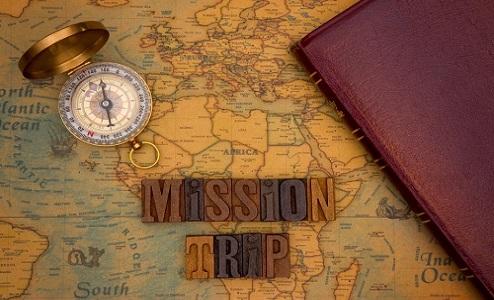mission trip application