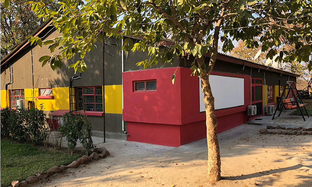 Team house